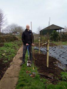 Bristol Green Capital 2015 tree planting