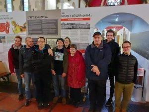 Group visit to Glenside Hospital Museum